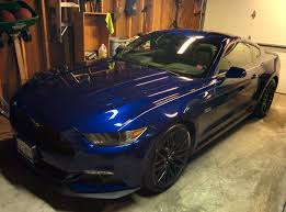 got a car i wanted and i still cannot stop smiling 2015 mustang