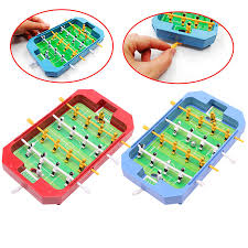 table top football games mini table top football table football board machine game home match
