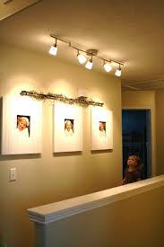 accent lighting for paintings nice looking inexpensive track lighting ikea the house of smiths