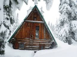 winter cabin 45 winter rentals in oregon from cabins in the woods to yurts on
