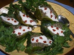 spanish thanksgiving food chiles en nogada u2013 cooking in mexico