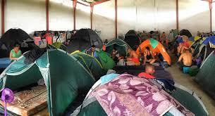 grueling trek to u s leaves thousands of cuban migrants stranded