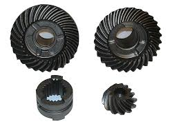 amazon com lower unit gears 4 piece gear set for johnson