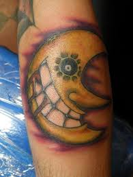 moon tattoomagz