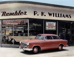 rambler car pk williams rambler cars dealer austin texas 1959 classic