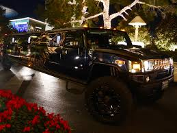 monster hummer las vegas riding in style with presidential limousines the