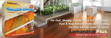 how to shine laminate floor that is dull meze