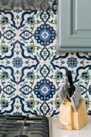 Blue Tile Kitchen Backsplash Best 20 Blue Backsplash Ideas On Pinterest Blue Kitchen Tiles