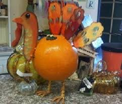 turkey pumpkins turn a pumpkin into a festive thanksgiving turkey decoration