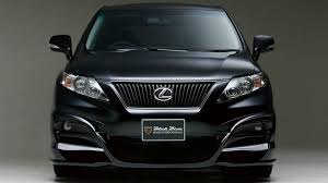 lexus ls wald edition wald rx350 450h sports line black bison edition for 2009 my