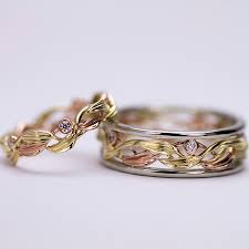 leaf wedding band leaf wedding bands jewelry design with keith chapman