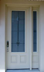 Etched Glass Exterior Doors Etched Entry Door And Side Lite Etched For Privacy My Glass