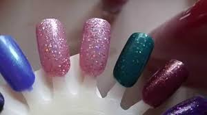 comparing opi teenage dream to milani pink flare youtube