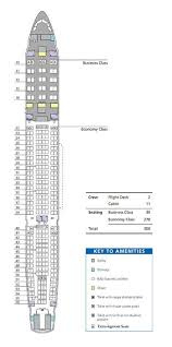 United 787 Seat Map Dragonair Airlines Aircraft Seatmaps Airline Seating Maps And