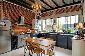 cuisines style industriel cuisine style industriel une beauté authentique cuisines