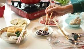 cuisine chinoise facile fondue chinoise facile à faire entre amis la bonne cuisine