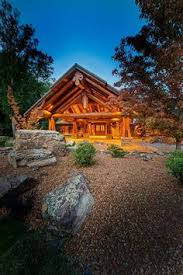 Slokana Log Home Log Cabin The Forestville Www Pioneerloghomesofbc Com Our Homes