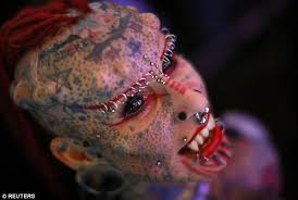 more pictures from the venezuela tattoo expo in caracas including