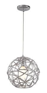 elegant dining room lighting lighting trans globe lighting single light polished chrome round