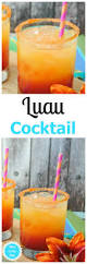 luau cocktail recipe perfect for parties mom on the side