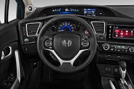 2014 honda civic steering wheel interior photo automotive com