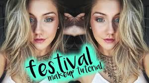 best beauty gurus festival makeup 2016 by katie lynn 2016 07 19