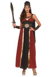 warrior halloween costume