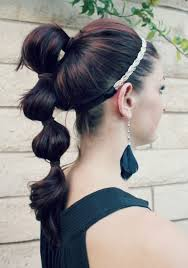 hairstyles using rubber bands 15 hairstyles you can do in less than 5 minutes ma nouvelle mode