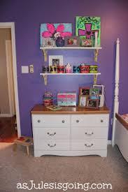 girls u0027 room dresser u0026 shelves as jules is going
