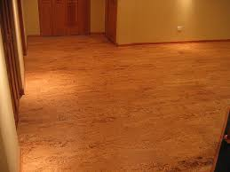 dining room awesome cork flooring in basement basements ideas