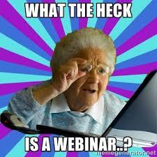 Webinar Meme - comment réussir un webinar partie 3