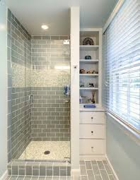 Bathroom Shower Stylish Shower Ideas For A Small Bathroom Best Ideas About Small