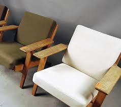 Hans Wegner Plank Sofa Sold Hans Wegner Plank Chairs Danish Vintage Modern