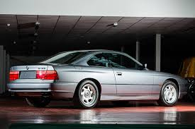 bmw supercar 90s is essentially a brand new 1991 bmw 850i sports car