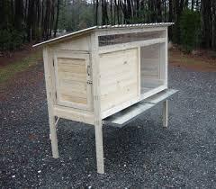 Plans For Building A Rabbit Hutch Outdoor Diy Rabbit Hutch Plans Pdf Do It Your Self
