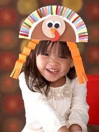 thanksgiving hat crafts turkey hat thanksgiving