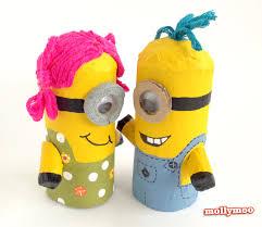 12 minions crafts for kids who love u003cem u003edespicable me u003c em u003e no sew