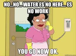 Water Meme - no water at work meme water best of the funny meme