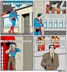 Too Gay Meme - how batman loses parents again by mirel meme center