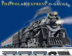 6 31960 lionel polar express train set w cw80 blow out 199 99