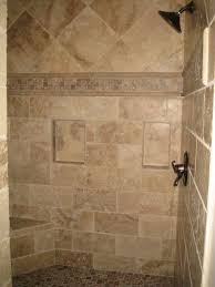 travertine bathroom tile ideas travertine shower ideas home design
