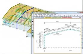 Wood Truss Design Software Free by Single Storey Industrial Buildings Steelconstruction Info