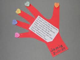 handprint u0026 thumbprint valentines ideas fun handprint art