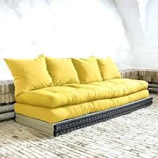 futon canapé canape lit futon convertible 3 nara 70 futons amarillo amp tatamis