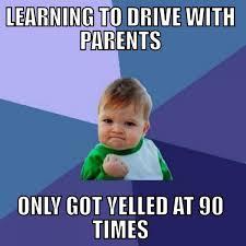 Driving School Meme - excel driving school excelds twitter