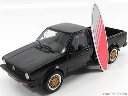 volkswagen caddy pickup otto mobile ot665 scale 1 18 volkswagen caddy pick up 1979 golf
