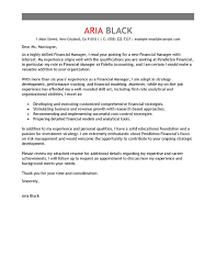exle of resume cover letter free cover letter templates printable finance manager emphasis