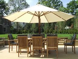 Garden Table With Umbrella Umbrella U2013 Decorifusta
