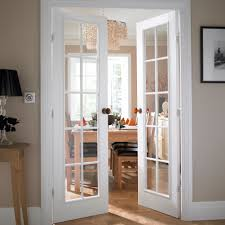 Interior Doors Ireland Cadeby 10 Lite Clear Glazed Moulded Door
