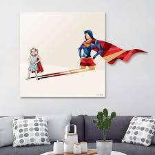dc universe room decor ideas mozaico blog supergirl vs jesse quick